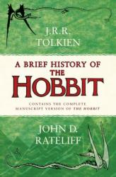 A Brief History of the Hobbit - фото обкладинки книги