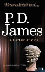 A Certain Justice - фото обкладинки книги