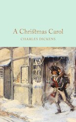 A Christmas Carol : A Ghost Story of Christmas - фото обкладинки книги