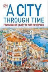 A City Through Time - фото обкладинки книги