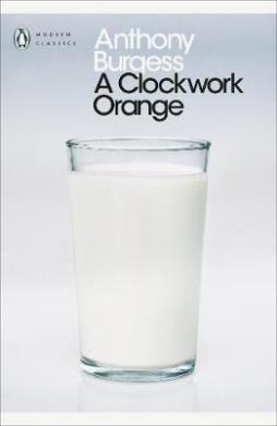 A Clockwork Orange - фото книги