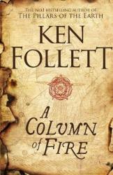 A Column of Fire - фото обкладинки книги