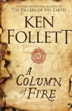 A Column of Fire - фото книги