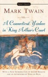 A Connecticut Yankee In King Arthur's Court - фото обкладинки книги