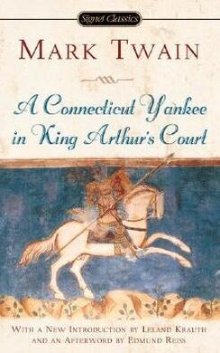 A Connecticut Yankee In King Arthur's Court - фото книги