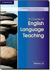 A Course in English Language Teaching - фото обкладинки книги