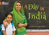 A Day in India - фото обкладинки книги