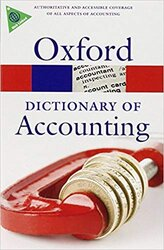 A Dictionary of Accounting - фото обкладинки книги