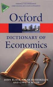 Книга A Dictionary of Economics