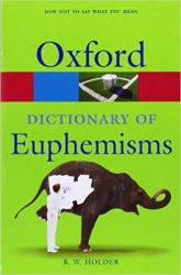 A Dictionary of Euphemisms - фото обкладинки книги