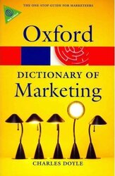 A Dictionary of Marketing - фото обкладинки книги