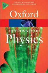 A Dictionary of Physics - фото обкладинки книги
