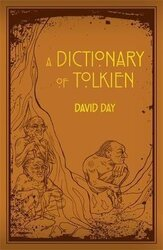 Книга A Dictionary of Tolkien