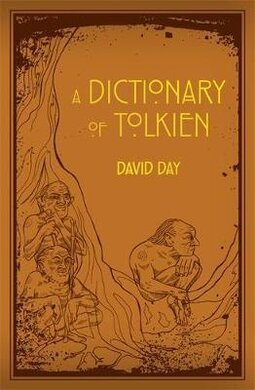 A Dictionary of Tolkien - фото книги