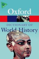 A Dictionary of World History - фото обкладинки книги
