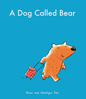 Книга A Dog Called Bear
