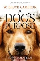 A Dog's Purpose - фото обкладинки книги