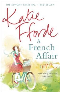 Книга A French Affair