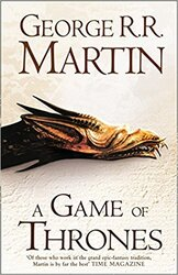 A Game of Thrones - фото обкладинки книги