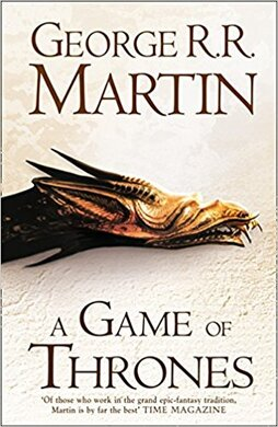 A Game of Thrones - фото книги