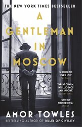 Книга A Gentleman in Moscow