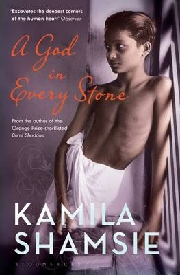 Книга A God in Every Stone