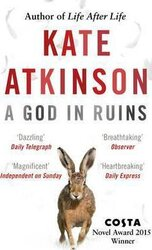 A God in Ruins - фото обкладинки книги