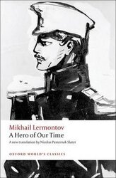 A Hero of Our Time - фото обкладинки книги