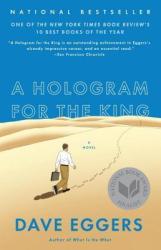 A Hologram for the King - фото обкладинки книги