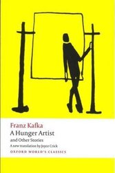 A Hunger Artist and Other Stories - фото обкладинки книги