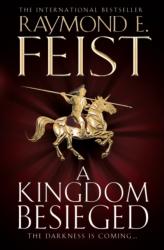 A Kingdom Besieged - фото обкладинки книги