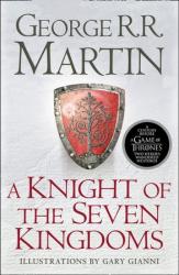 A Knight of the Seven Kingdoms - фото обкладинки книги