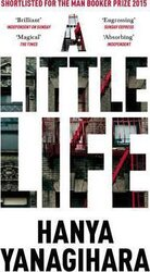 A Little Life : Shortlisted for the Man Booker Prize 2015 - фото обкладинки книги