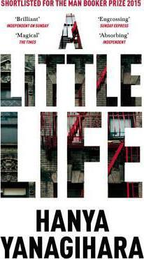 A Little Life : Shortlisted for the Man Booker Prize 2015 - фото книги