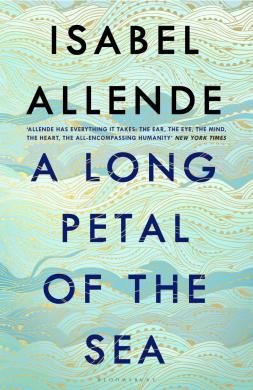 A Long Petal of the Sea - фото книги