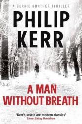 A Man Without Breath - фото обкладинки книги