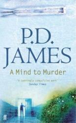 A Mind to Murder - фото обкладинки книги