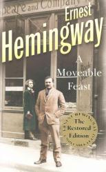 A Moveable Feast : The Restored Edition - фото обкладинки книги