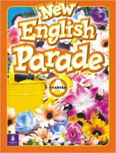 A New English Parade Starter Students Book - фото обкладинки книги