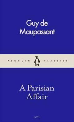 A Parisian Affair - фото книги