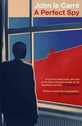 A Perfect Spy - фото обкладинки книги