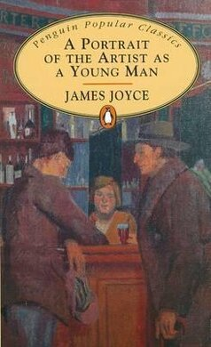 A Portrait of the Artist as a Young Man (Penguin Popular Classics) - фото книги