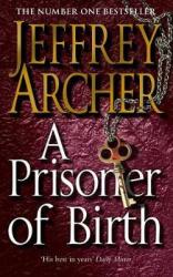 A Prisoner of Birth - фото обкладинки книги
