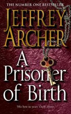 A Prisoner of Birth - фото книги
