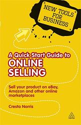 A Quick Start Guide to Online Selling - фото обкладинки книги