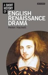 A Short History of English Renaissance Drama - фото обкладинки книги