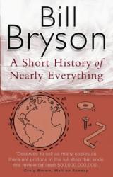 A Short History of Nearly Everything - фото обкладинки книги