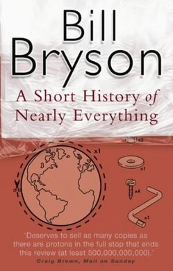 A Short History of Nearly Everything - фото книги
