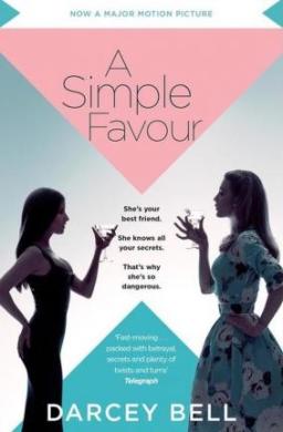 A Simple Favour - фото книги