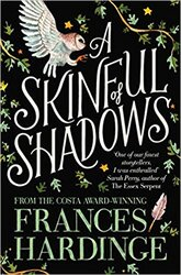 A Skinful of Shadows - фото обкладинки книги